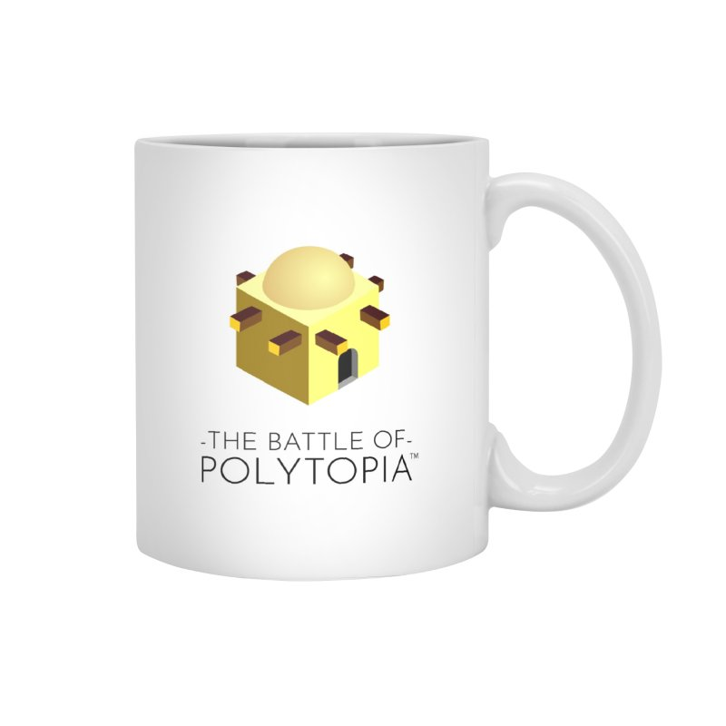 OUMAJI MUG Accessories Mug by Polytopia shop of souvenirs