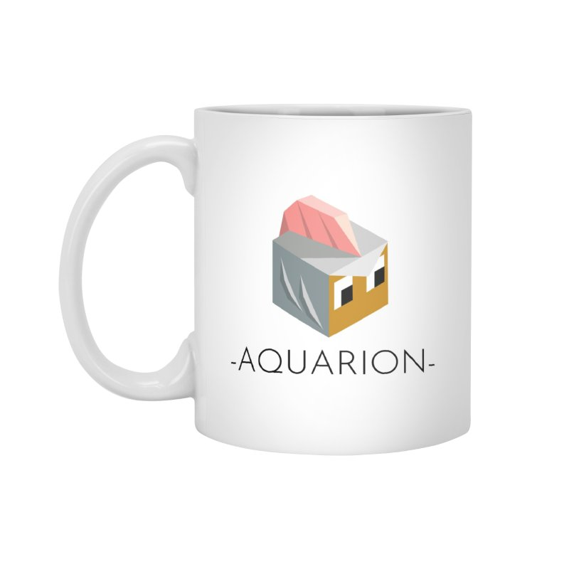 AQUARION MUG Accessories Mug by Polytopia shop of souvenirs