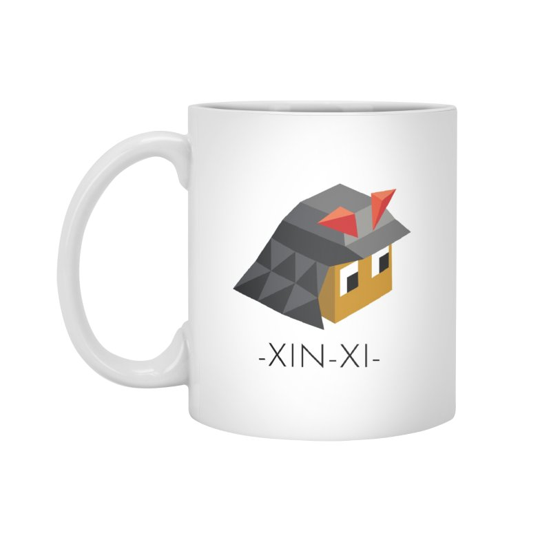 XIN-XI MUG Accessories Mug by Polytopia shop of souvenirs