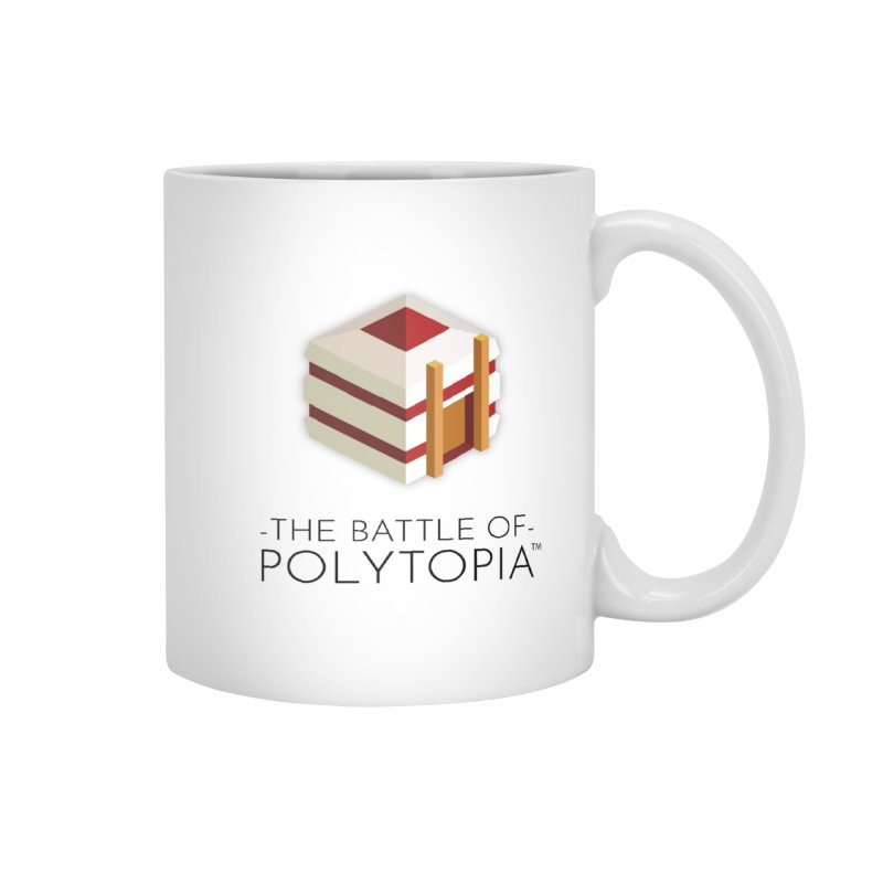 YĂDAKK MUG Accessories Mug by Polytopia shop of souvenirs