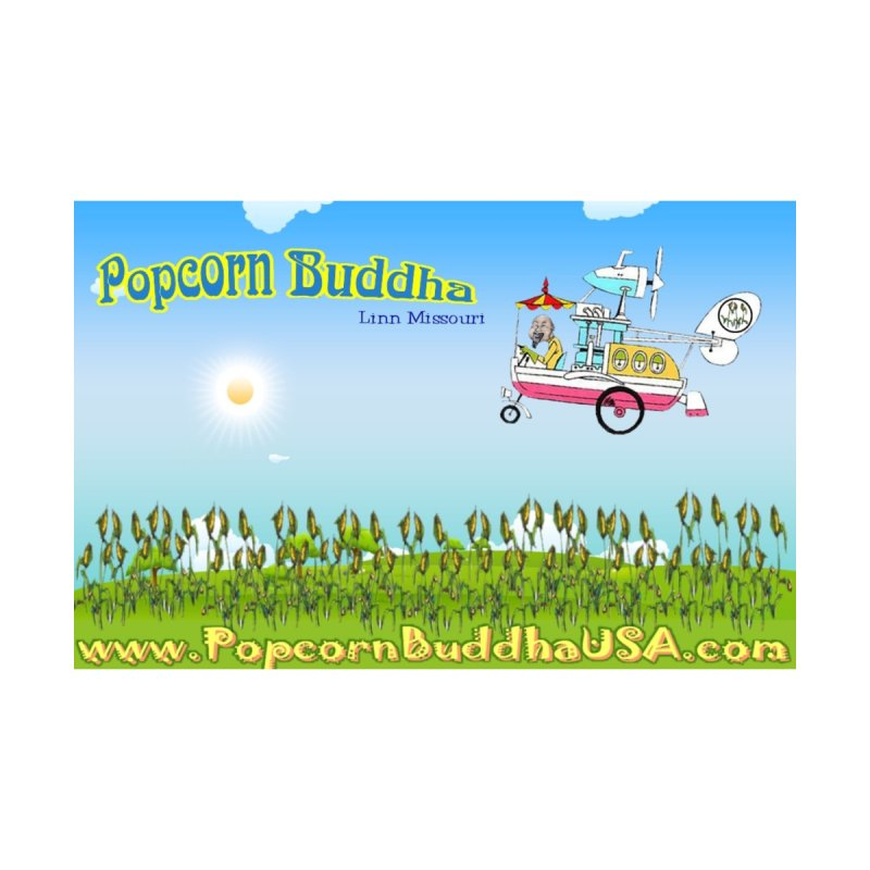 Cornfield Contraption Accessories Sticker by Popcorn Buddha Merchandise