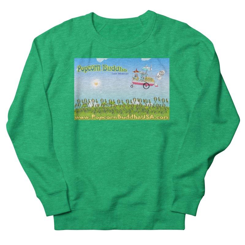 Cornfield Contraption Women's Sweatshirt by Popcorn Buddha Merchandise