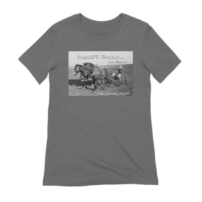 early farmer 1 Women's T-Shirt by Popcorn Buddha Merchandise