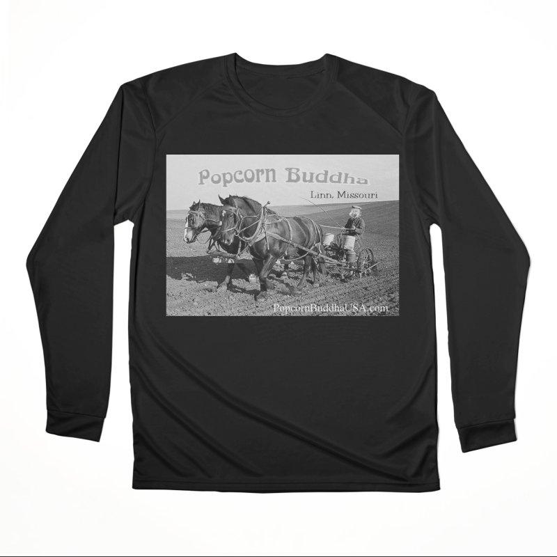 early farmer 1 Women's Longsleeve T-Shirt by Popcorn Buddha Merchandise