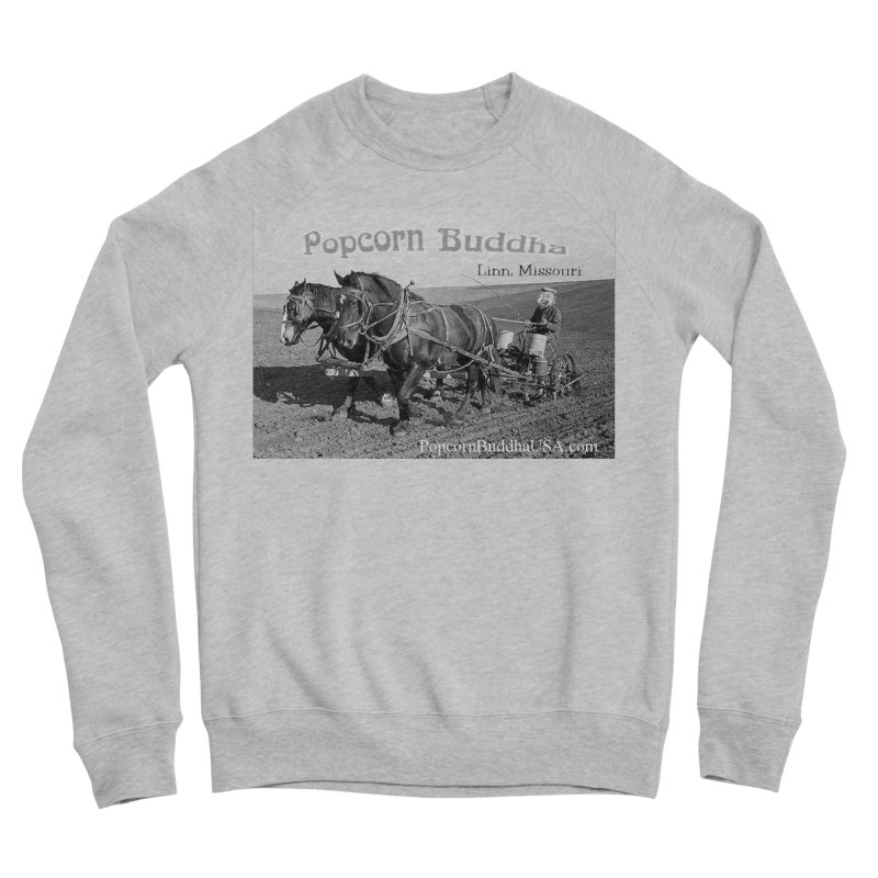 early farmer 1 Men's Sweatshirt by Popcorn Buddha Merchandise