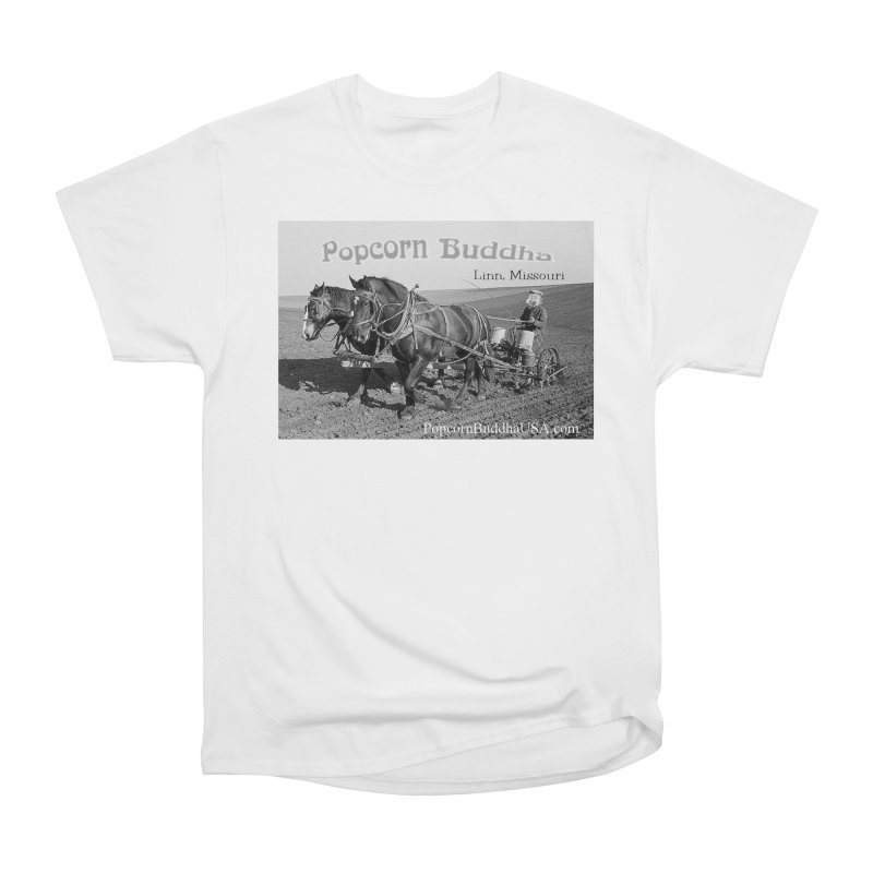early farmer 1 Men's T-Shirt by Popcorn Buddha Merchandise
