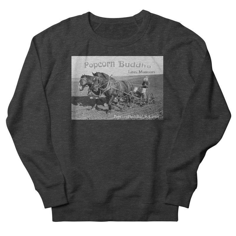 early farmer 1 Women's Sweatshirt by Popcorn Buddha Merchandise