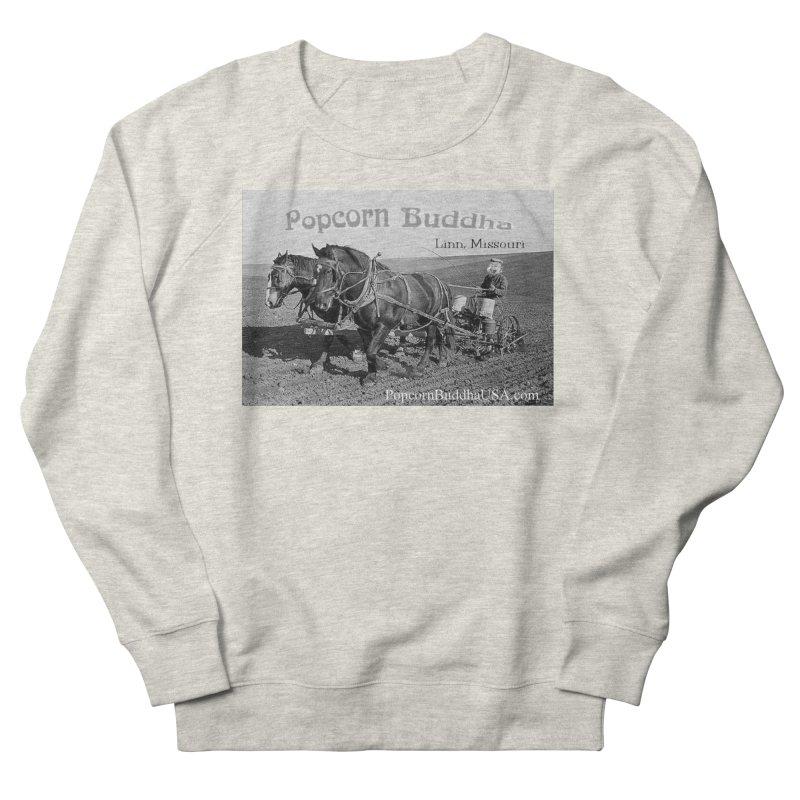 early farmer 1 Men's Sweatshirt by Popcorn Buddha Merchandise
