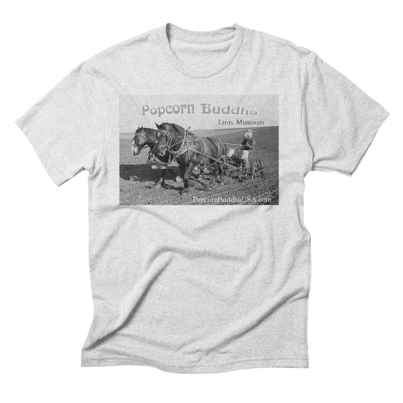 early farmer 1 Men's T-Shirt by Popcorn Buddha Merchandise
