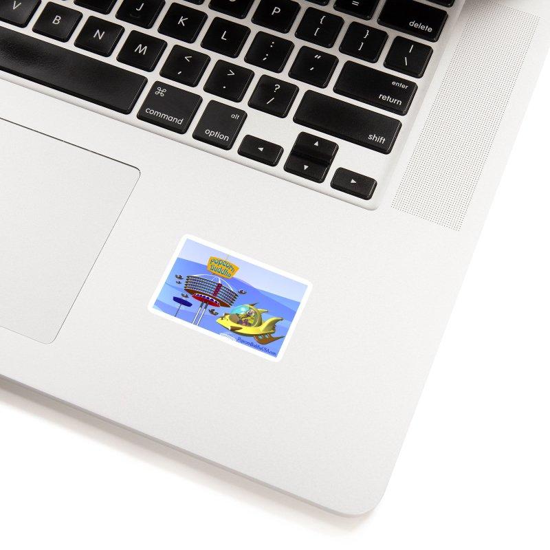 Futuristic Accessories Sticker by Popcorn Buddha Merchandise