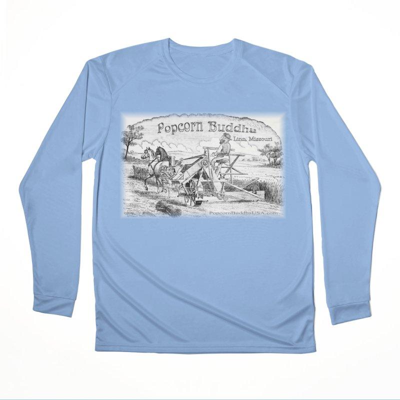 Bucolic Serenity Women's Longsleeve T-Shirt by Popcorn Buddha Merchandise