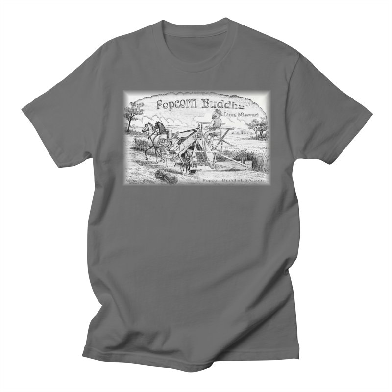 Bucolic Serenity Women's T-Shirt by Popcorn Buddha Merchandise