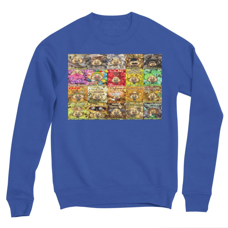 Flavor Panel Women's Sweatshirt by Popcorn Buddha Merchandise