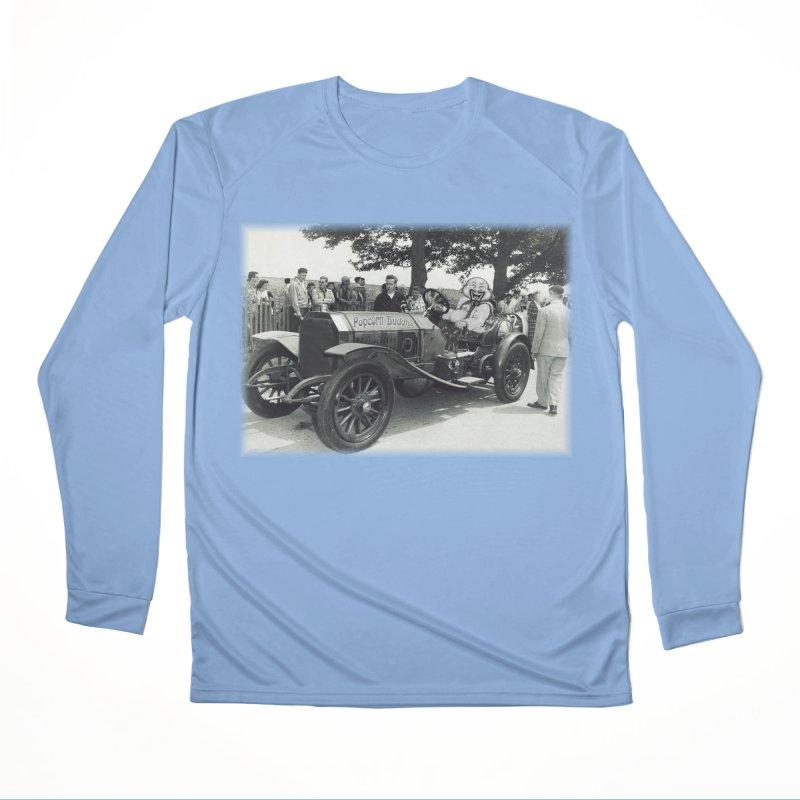 Classic Racecar Men's Longsleeve T-Shirt by Popcorn Buddha Merchandise