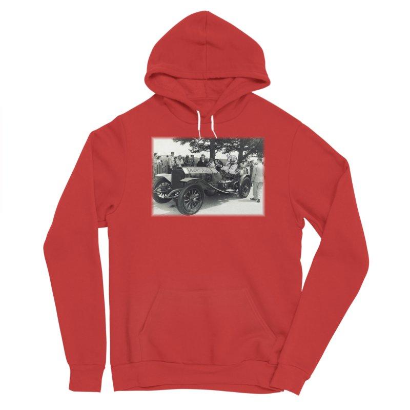 Classic Racecar Men's Pullover Hoody by Popcorn Buddha Merchandise