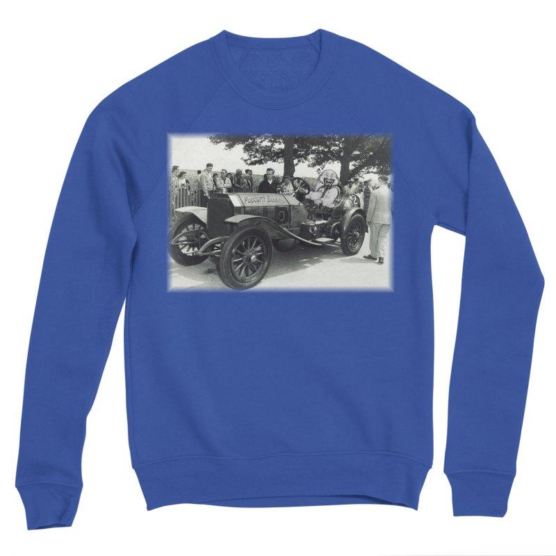 Classic Racecar Women's Sweatshirt by Popcorn Buddha Merchandise