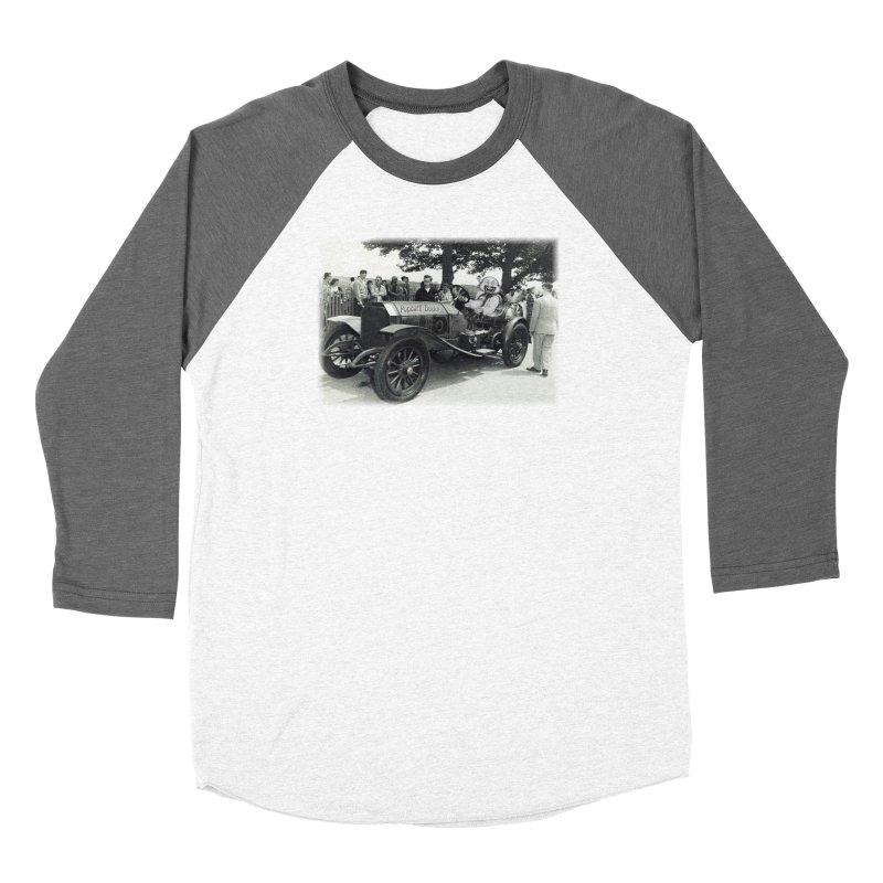 Classic Racecar Women's Longsleeve T-Shirt by Popcorn Buddha Merchandise