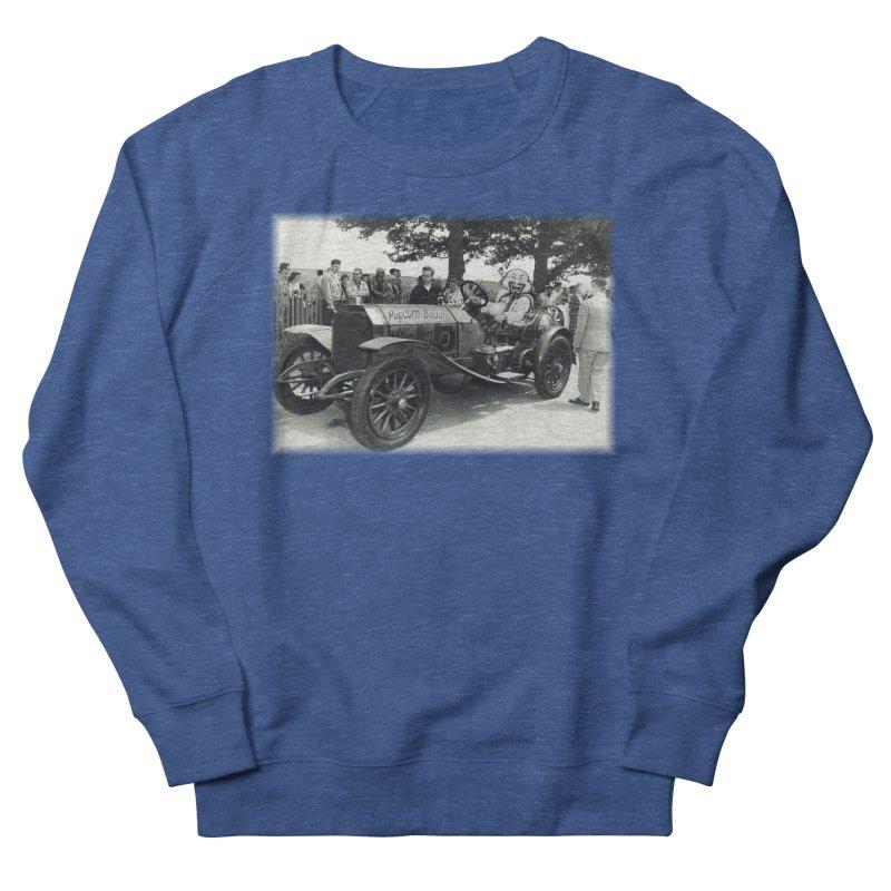 Classic Racecar Men's Sweatshirt by Popcorn Buddha Merchandise