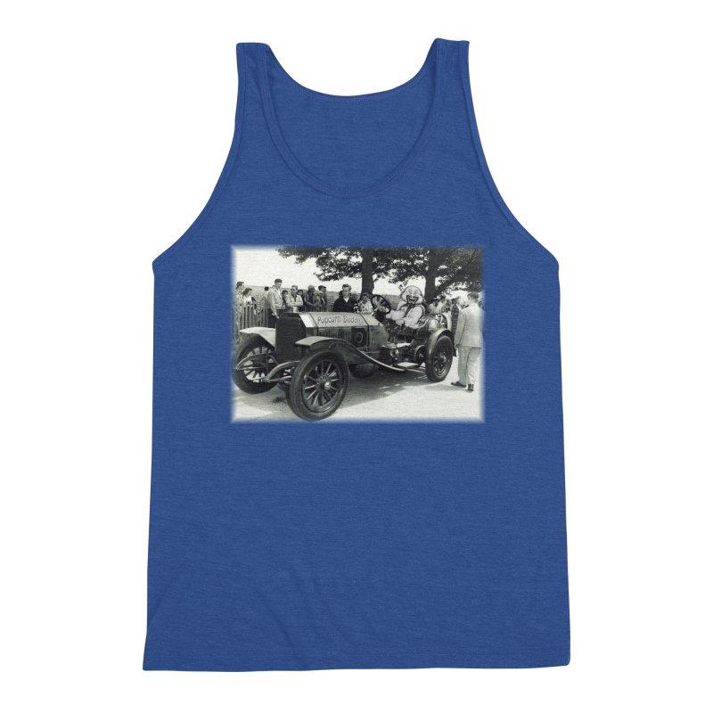 Classic Racecar Men's Tank by Popcorn Buddha Merchandise