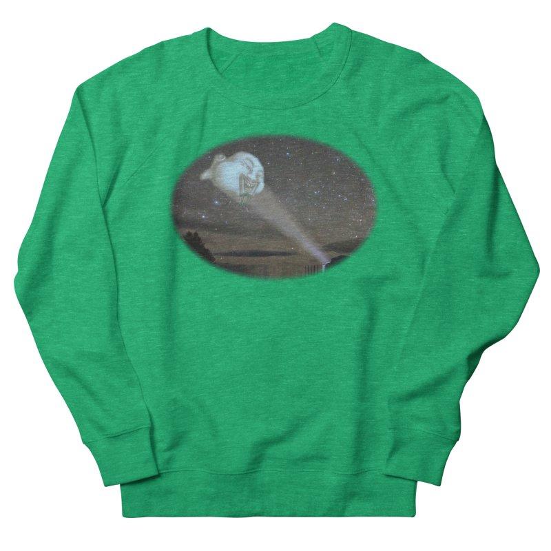 Popcorn Buddha Beacon Women's Sweatshirt by Popcorn Buddha Merchandise