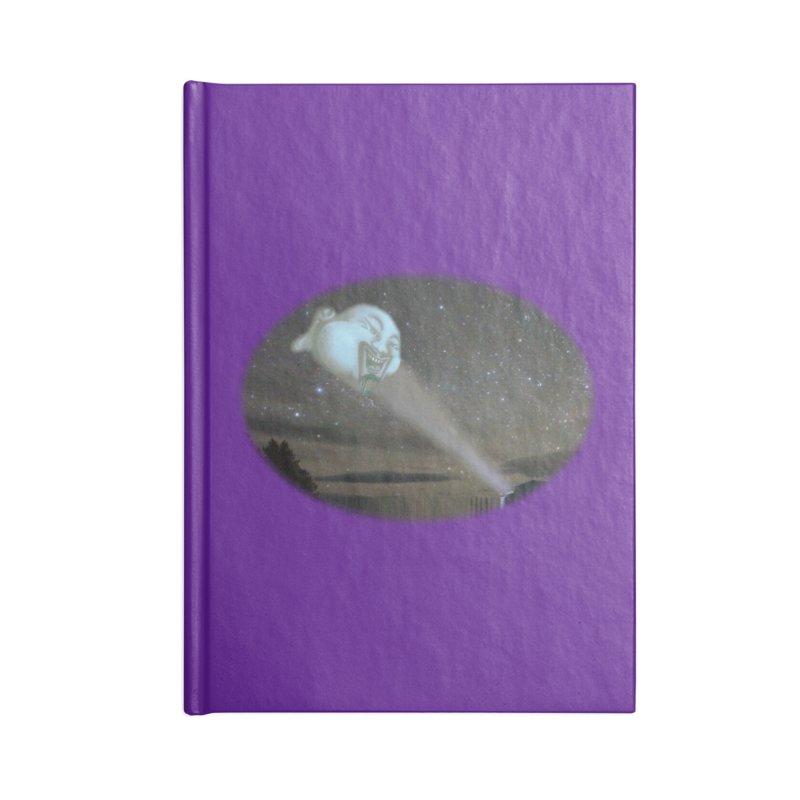 Popcorn Buddha Beacon Accessories Notebook by Popcorn Buddha Merchandise