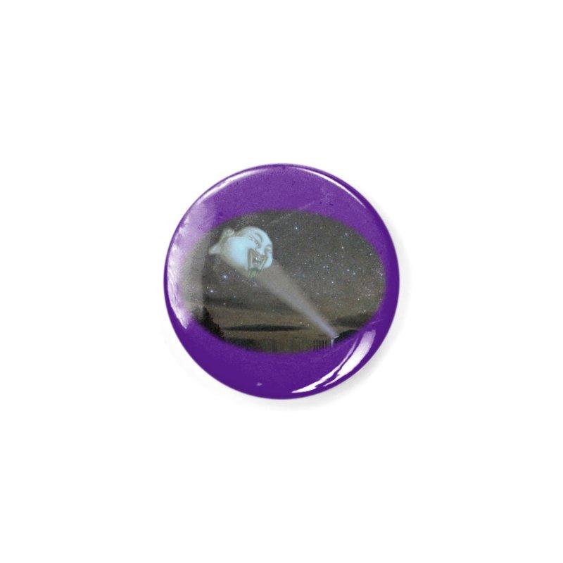 Popcorn Buddha Beacon Accessories Button by Popcorn Buddha Merchandise