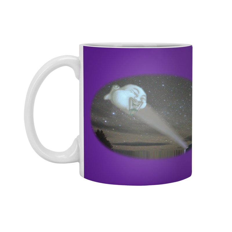 Popcorn Buddha Beacon Accessories Mug by Popcorn Buddha Merchandise