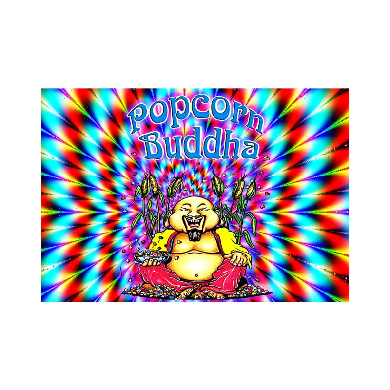 Groovy Men's T-Shirt by Popcorn Buddha Merchandise