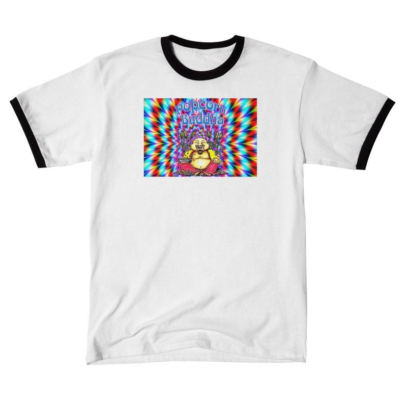 Groovy Men's T-Shirt by Popcorn Buddha Merchandise