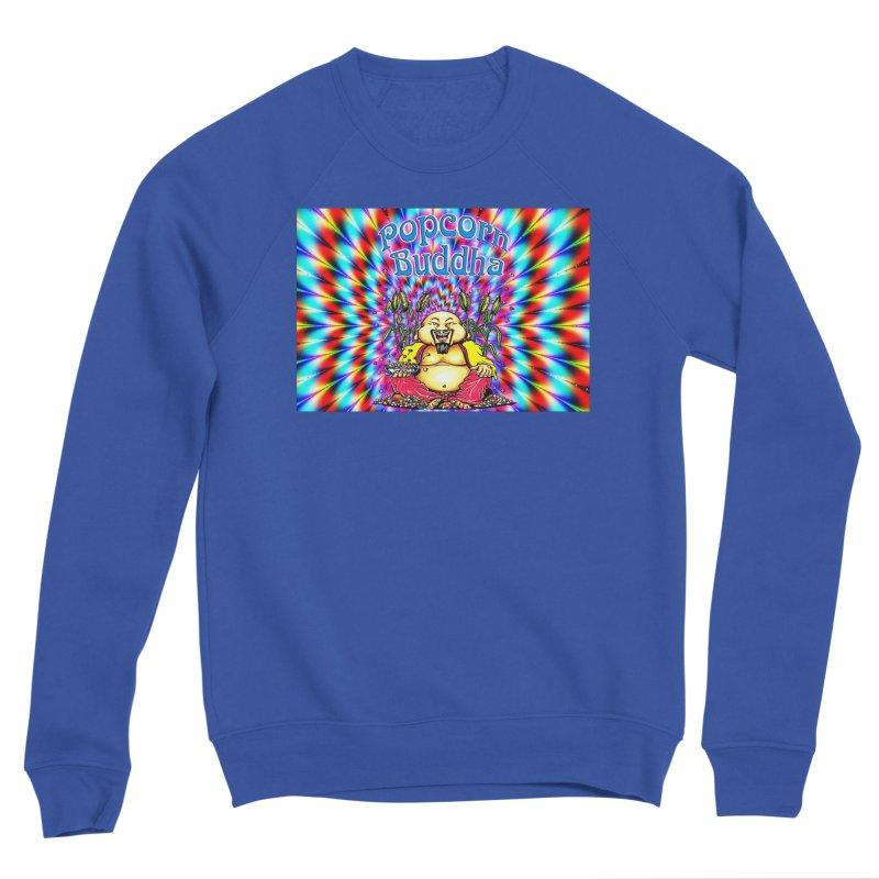 Groovy Men's Sweatshirt by Popcorn Buddha Merchandise
