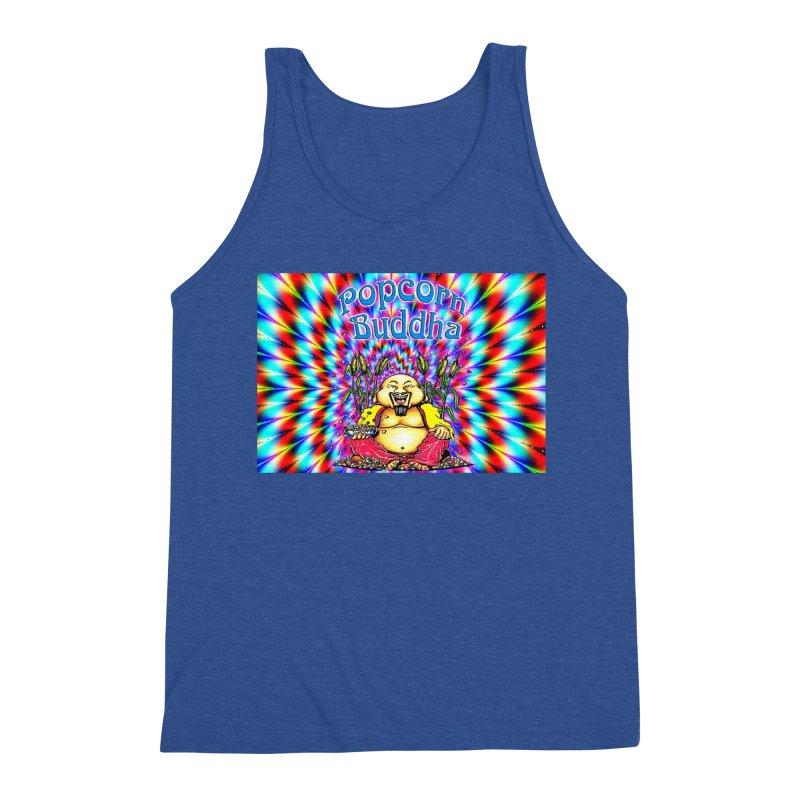 Groovy Men's Tank by Popcorn Buddha Merchandise