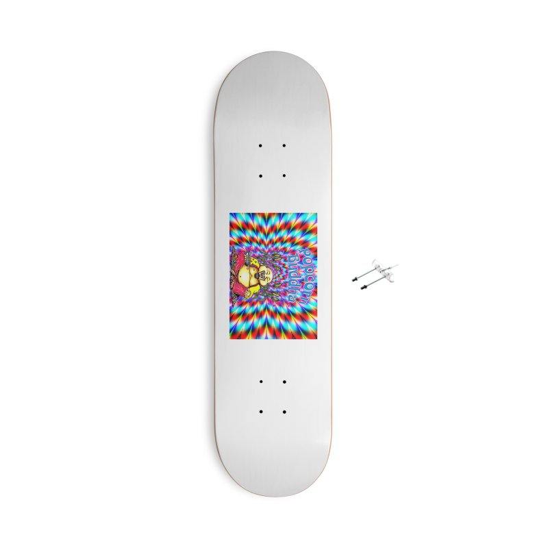 Groovy Accessories Skateboard by Popcorn Buddha Merchandise