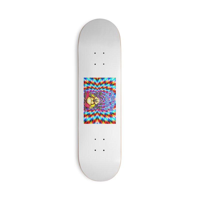 Groovy Accessories Skateboard by Popcorn Buddha Merchandise