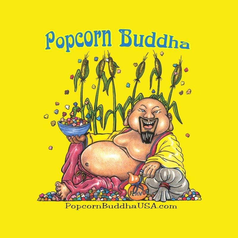 Popcorn Buddha Accessories Bag by Popcorn Buddha Merchandise