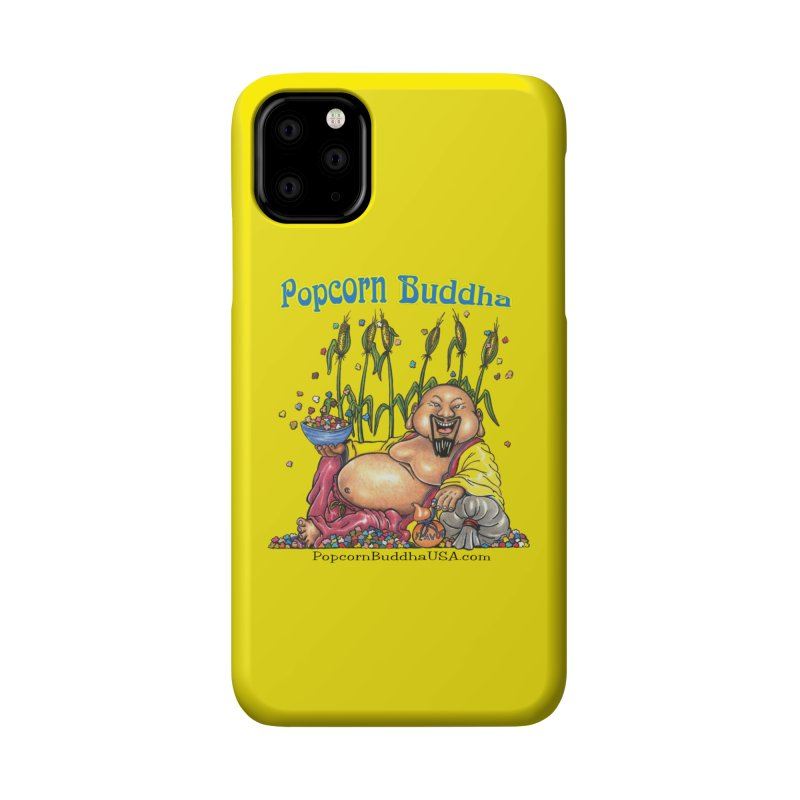 Popcorn Buddha Accessories Phone Case by Popcorn Buddha Merchandise