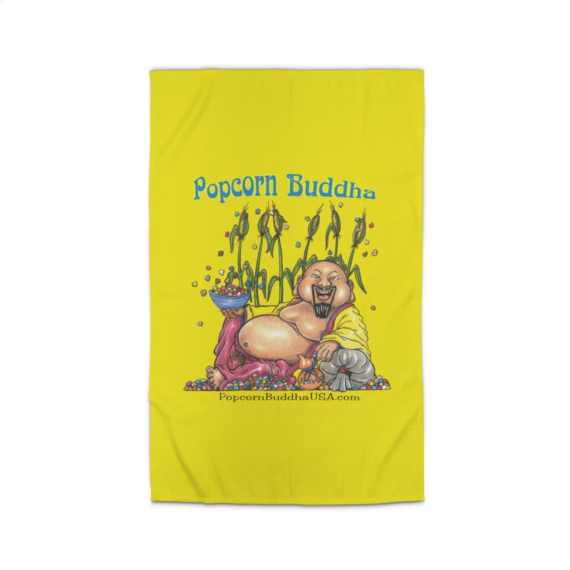 Popcorn Buddha Home Rug by Popcorn Buddha Merchandise