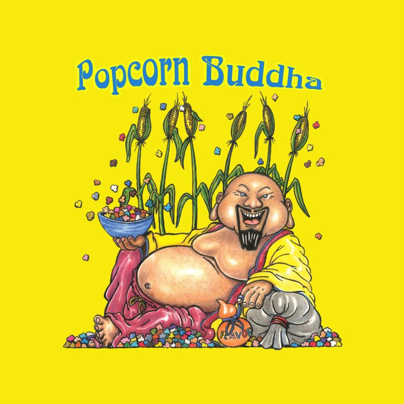 Popcorn Buddha by Popcorn Buddha Merchandise
