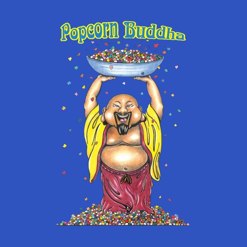Standing Popcorn Buddha by Popcorn Buddha Merchandise