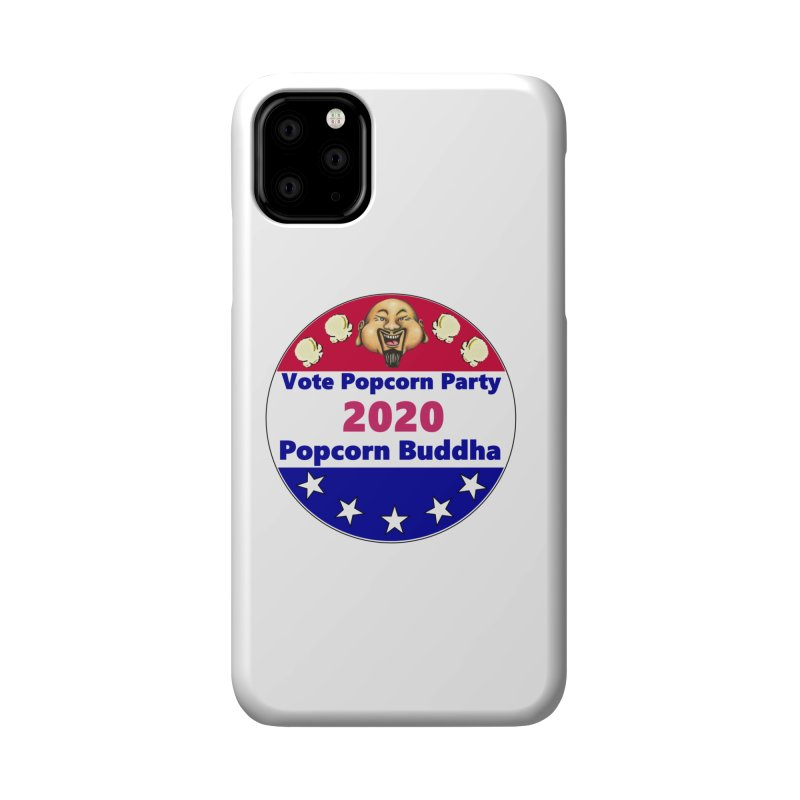 Popcorn Party 2020 Accessories Phone Case by Popcorn Buddha Merchandise