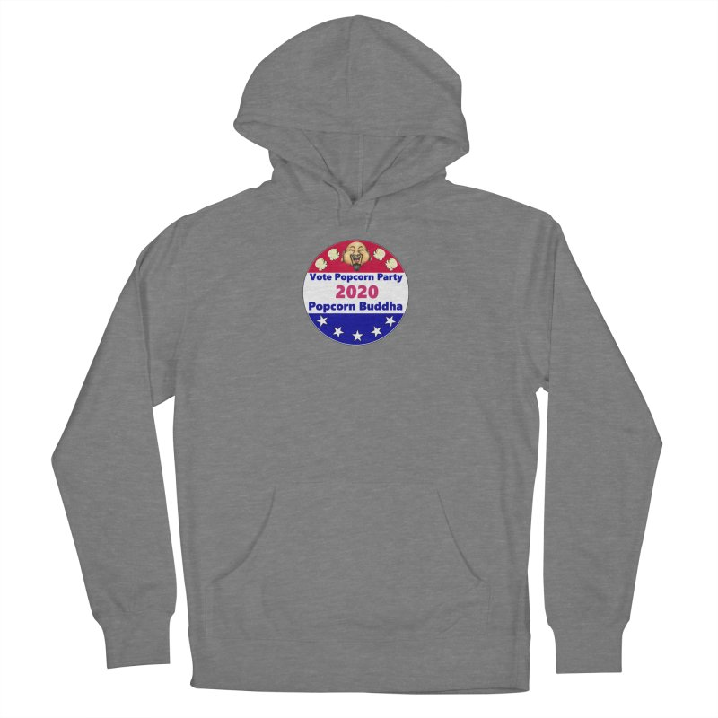 Popcorn Party 2020 Women's Pullover Hoody by Popcorn Buddha Merchandise