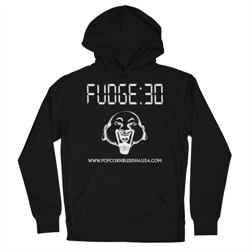 Fudge 30 Women's French Terry Pullover Hoody by Popcorn Buddha Merchandise
