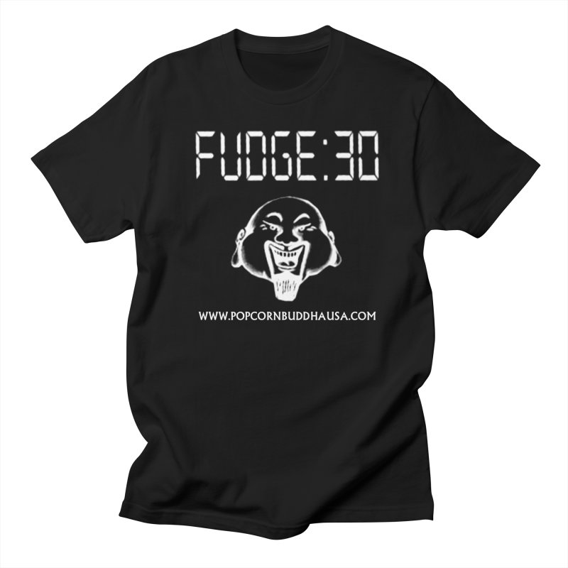 Fudge 30 Men's T-Shirt by Popcorn Buddha Merchandise