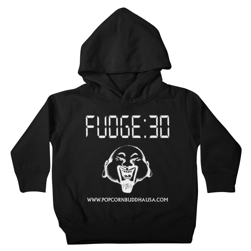 Fudge 30 Kids Toddler Pullover Hoody by Popcorn Buddha Merchandise
