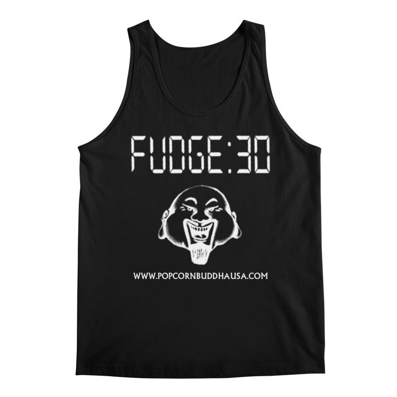 Fudge 30 Men's Regular Tank by Popcorn Buddha Merchandise
