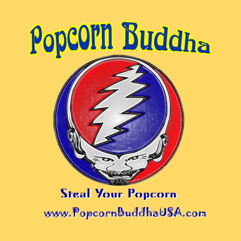 Steal your Popcorn Accessories Bag by Popcorn Buddha Merchandise