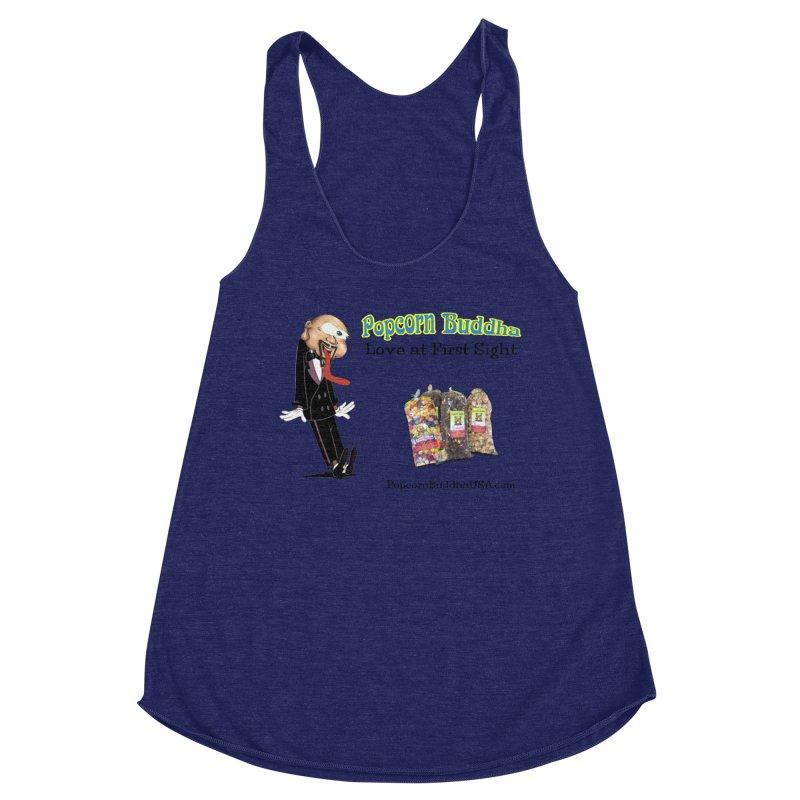 Love at First Sight Women's Tank by Popcorn Buddha Merchandise