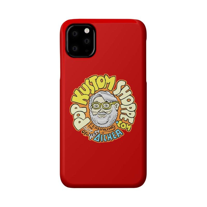 Pop Kustom Shoppe Logo Accessories Phone Case by Popkustomshoppe Artist Shop