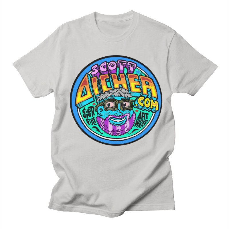 Moppy Aicher Women's Regular Unisex T-Shirt by Popkustomshoppe Artist Shop