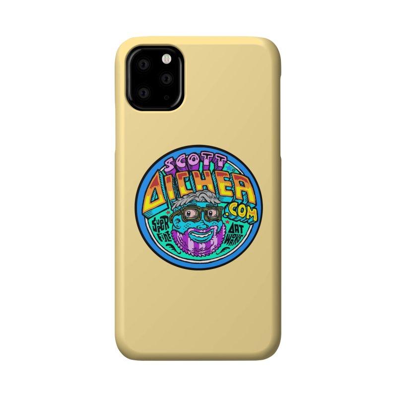 Moppy Aicher Accessories Phone Case by Popkustomshoppe Artist Shop