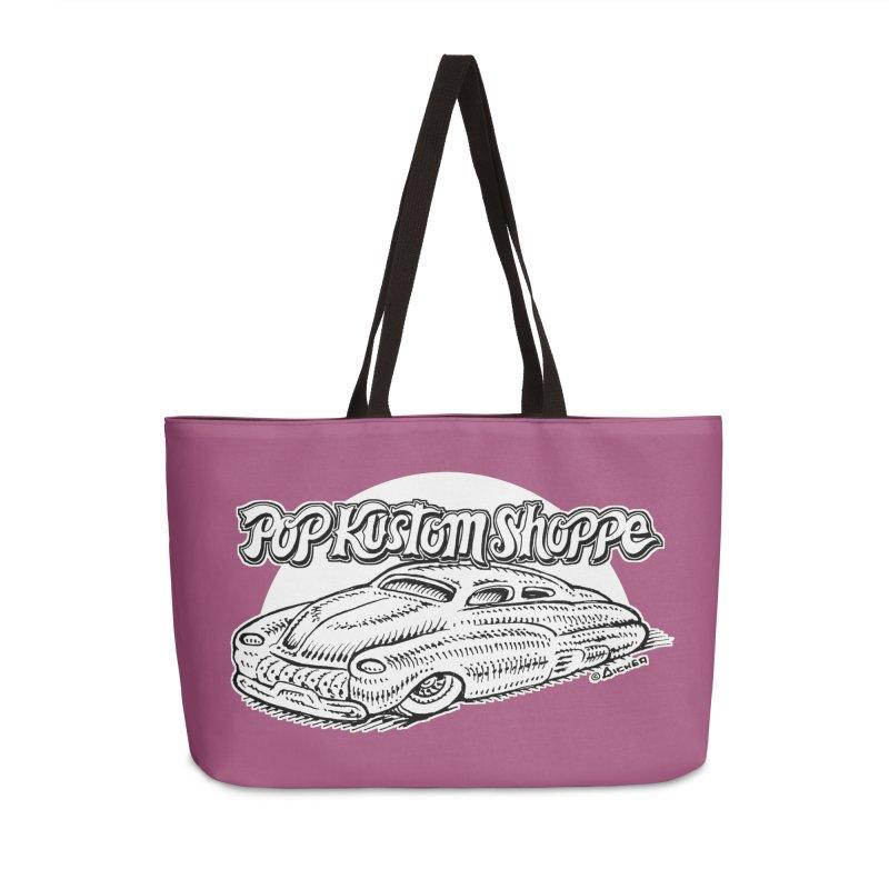 Aichermerc Accessories Weekender Bag Bag by Popkustomshoppe Artist Shop